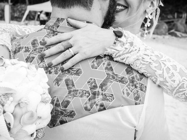 O casamento de Jader e Carol em Ubatuba, São Paulo 40