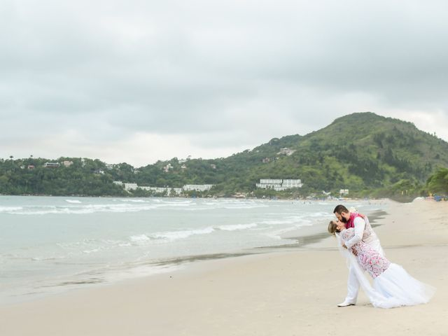 O casamento de Jader e Carol em Ubatuba, São Paulo 45