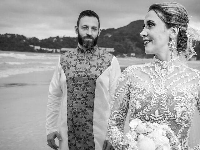 O casamento de Jader e Carol em Ubatuba, São Paulo 46