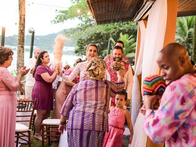 O casamento de Jader e Carol em Ubatuba, São Paulo 50