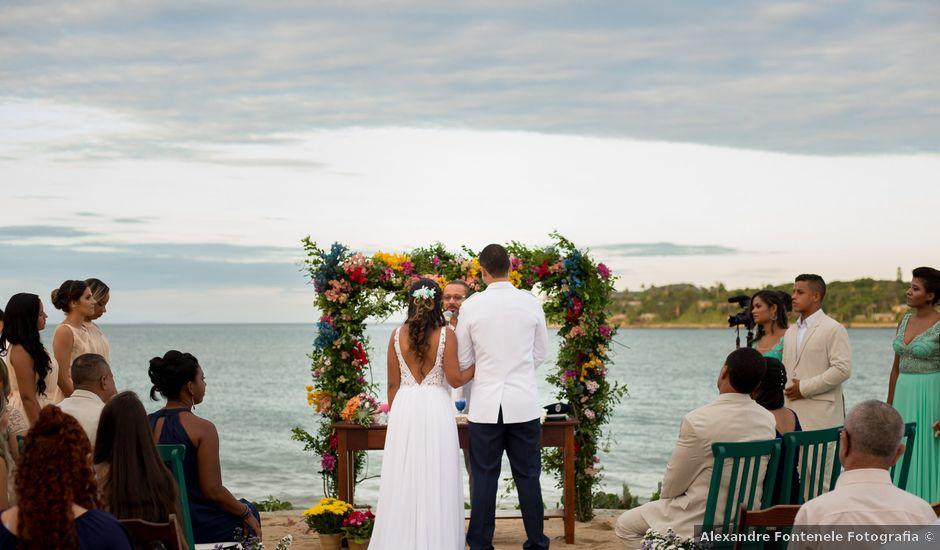 O casamento de Jonas e Marceli em Armação dos Búzios, Rio de Janeiro