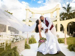 O casamento de Alessandra e Glauber 1