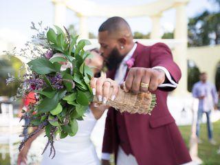 O casamento de Alessandra e Glauber 2