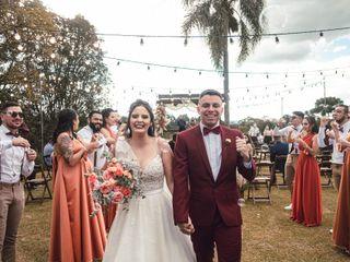 O casamento de Dieniffer e Lucas