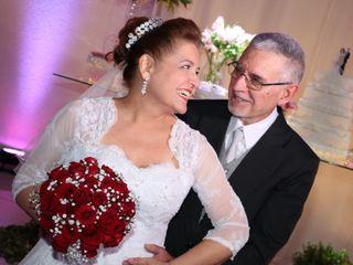 O casamento de Wilma Aparecida e Wilson