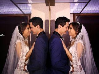 O casamento de Tamiris e Anderson