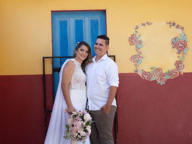 O casamento de Andrieli e Igor