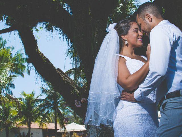 O casamento de Fernanda e Junior