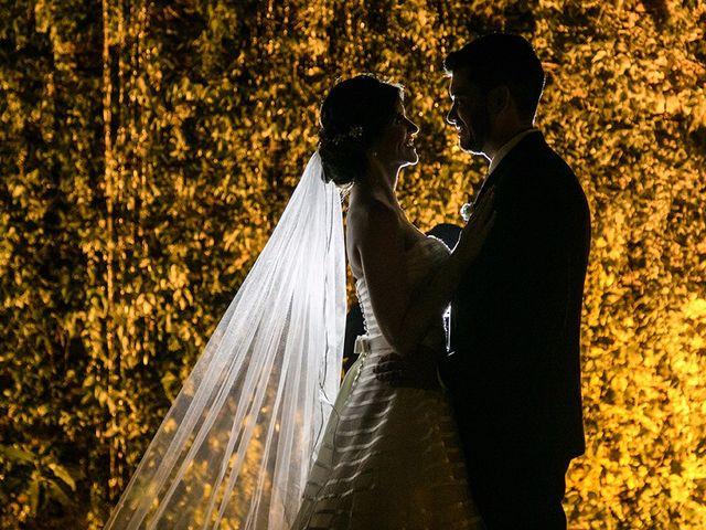 O casamento de Mariana e Clóvis