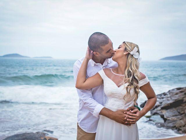O casamento de Mara e Miro