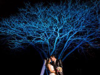 O casamento de Karina e Eduardo