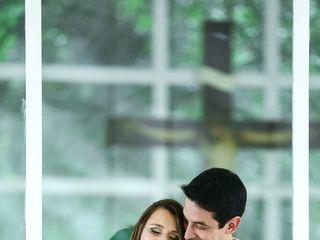 O casamento de Luiza e Vitor 1