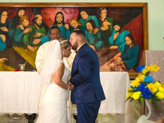 O casamento de Carol e Leandro