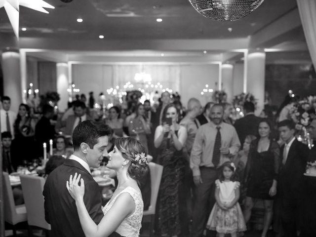 O casamento de Luiza e Vitor