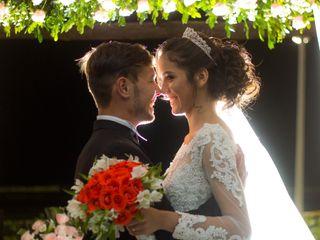 O casamento de Samanta e Augusto 1
