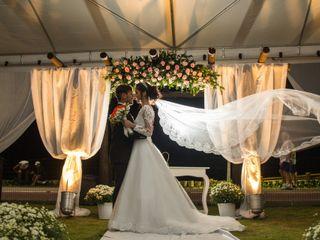 O casamento de Samanta e Augusto 2