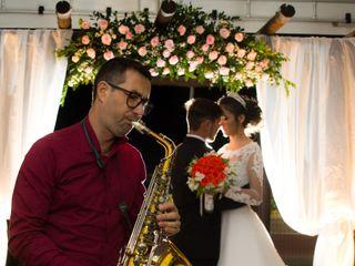 O casamento de Samanta e Augusto 3