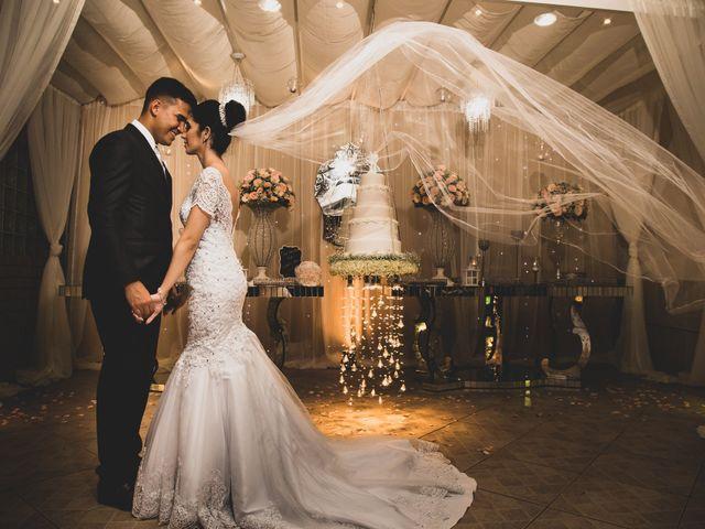 O casamento de Lívia e Paulo