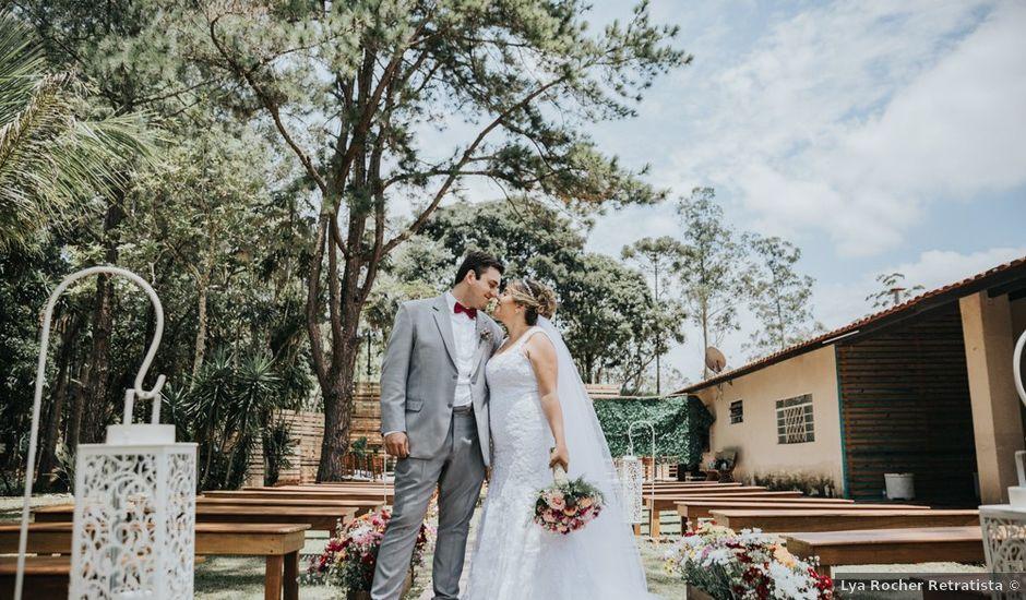 O casamento de Thiago e Alane em São José dos Campos, São Paulo