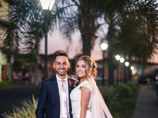 O casamento de Alana e Jeferson 2