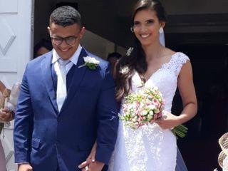 O casamento de Alba Katarine Marques de Carvalho e Sebastião Douglas dos Santos Silva 1