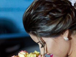 O casamento de Vinicius Moraes e Kesia Lorena 1