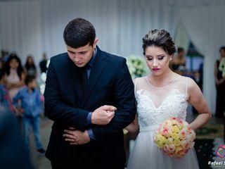 O casamento de Vinicius Moraes e Kesia Lorena