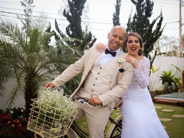 O casamento de Valdenice e Nathanael