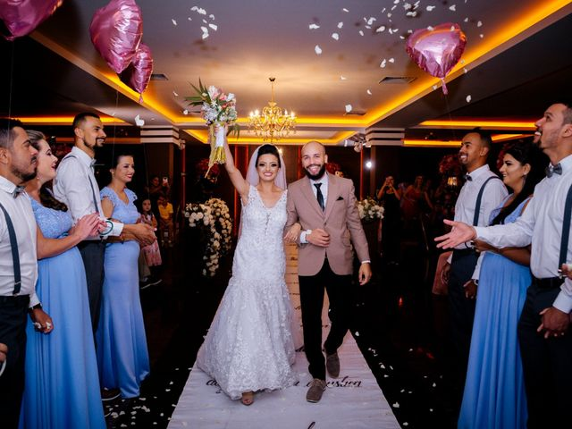 O casamento de Thamara e André
