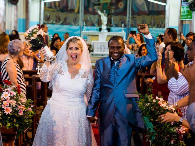 O casamento de Cristina e Francisco