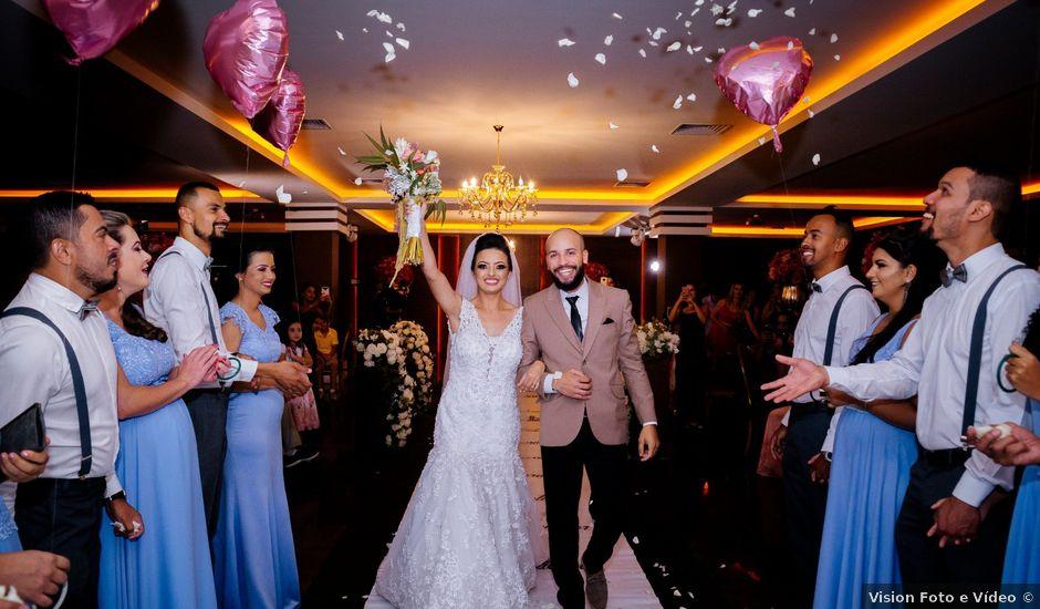 O casamento de André e Thamara em São Paulo, São Paulo