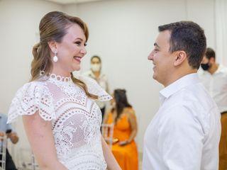 O casamento de Patrícia e Antonio 1