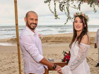 O casamento de Camila e Gilberto 1