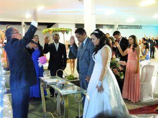 O casamento de Jussara e Leonardo 1
