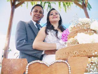 O casamento de Jussara e Leonardo