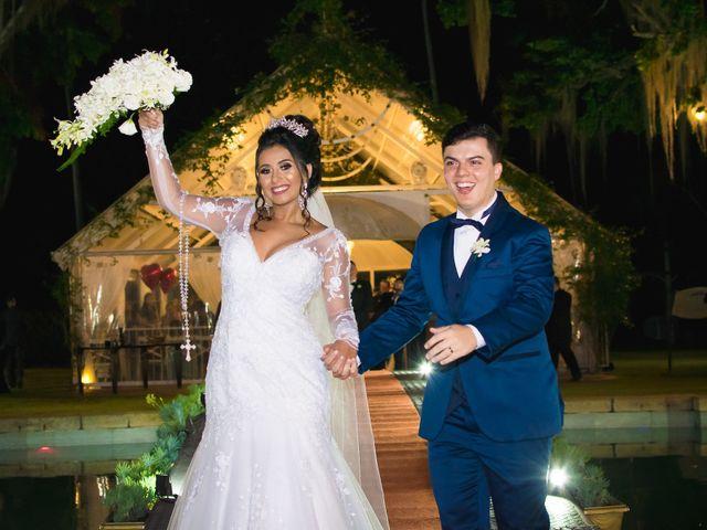 O casamento de Kelly e Ruan