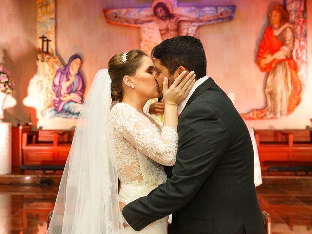 O casamento de Larisa e Zeca