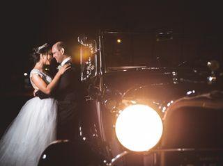 O casamento de Karina e Gabriel