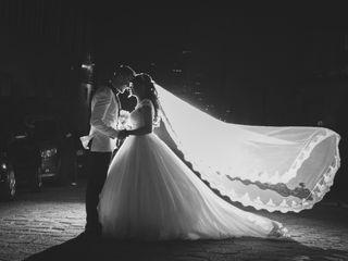 O casamento de Manuela e Emerson