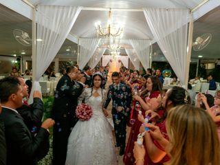 O casamento de Jaqueline  e Matheus  1