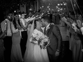 O casamento de Clara e Gabriel