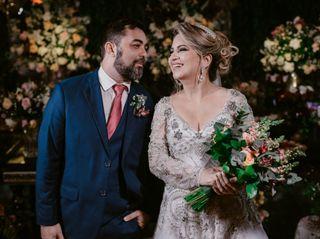 O casamento de Irlana e Willams
