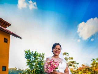 O casamento de Namayara e Eliel 3
