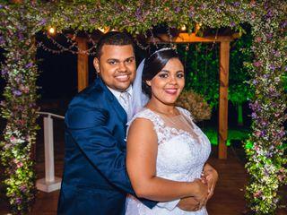 O casamento de Namayara e Eliel