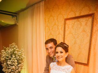 O casamento de Erivan e Leonice