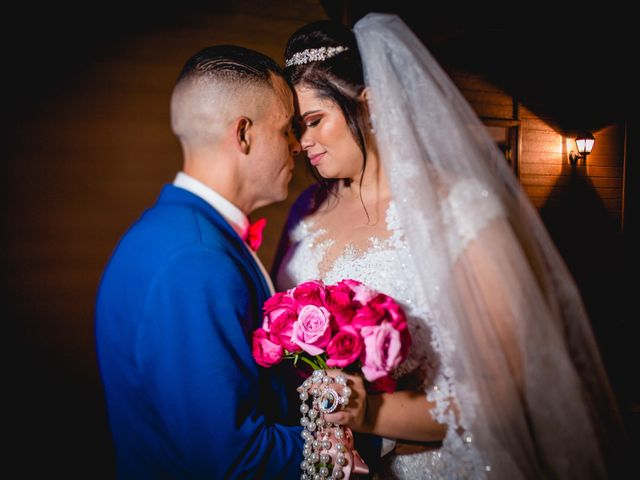 O casamento de Tatiane e Rogério