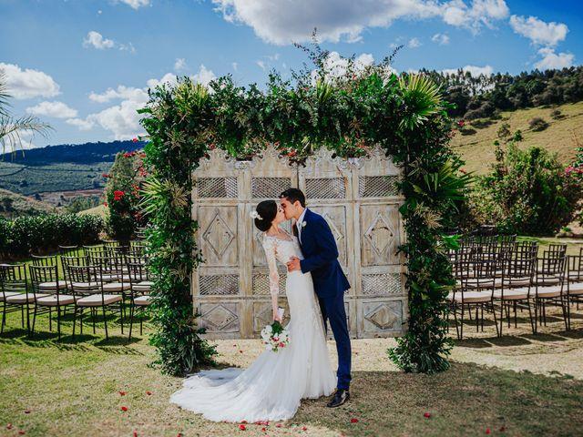 O casamento de Kelly e Sebastião