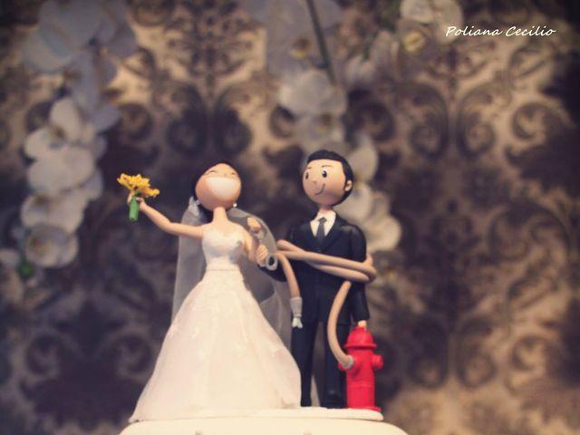 O casamento de Lezihel e Aline em Cuiabá, Mato Grosso 3