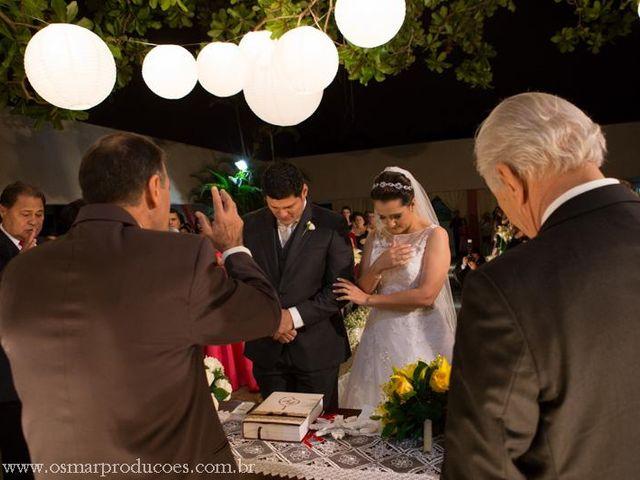 O casamento de Lezihel e Aline em Cuiabá, Mato Grosso 8
