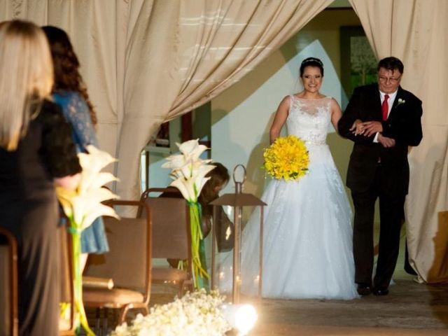 O casamento de Lezihel e Aline em Cuiabá, Mato Grosso 13